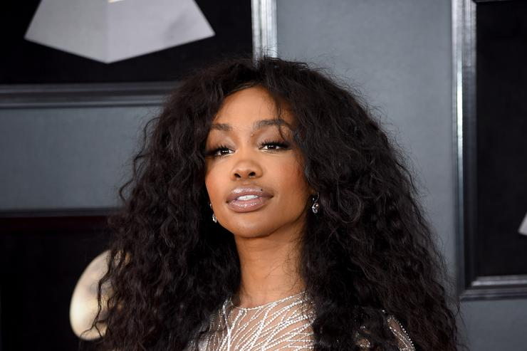 SZA Says She Was 'Mad as Hell' After Not Winning a Grammy