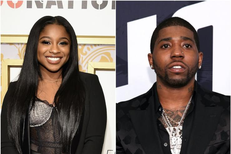 Lil Wayne's Daughter Reginae Carter & YFN Lucci Fuel ...