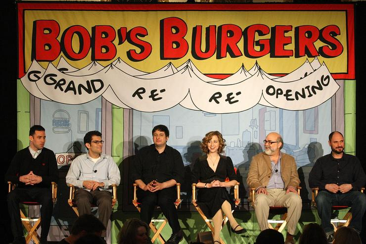 Apple makes deal for its first animated series with 'Bob's Burgers' creator
