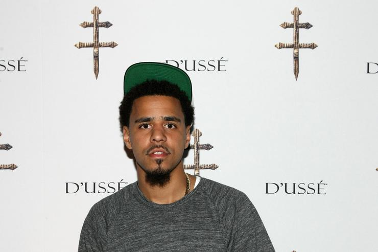 Any given sunday j cole
