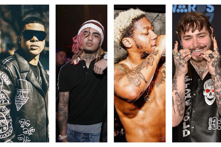 iLoveMakonnen, Lil Pump, OG Maco and Post Malone: Soundcloud rappers