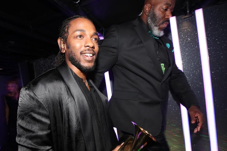 A New Biography on Kendrick Lamar Is on the Way