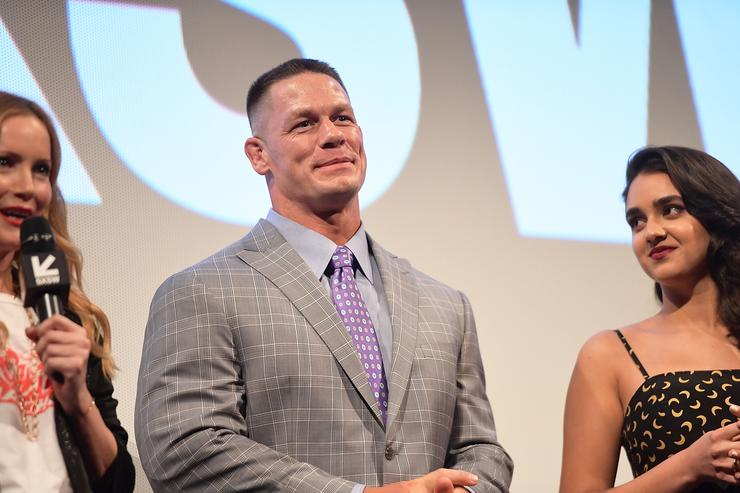 John Cena Wants To Join Fast And Furious Film Series