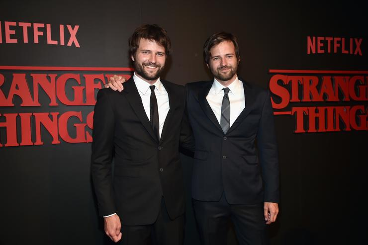 Duffer Brothers Sued For Allegedly Stealing Idea For 'Stranger Things'
