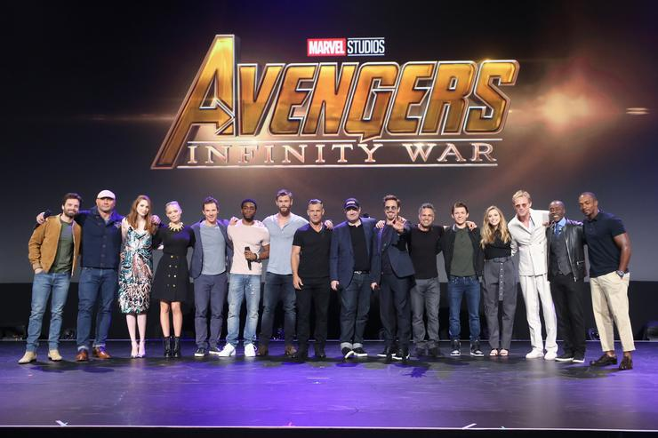 Avengers: Infinity War's directors urge audiences to keep screenings spoiler