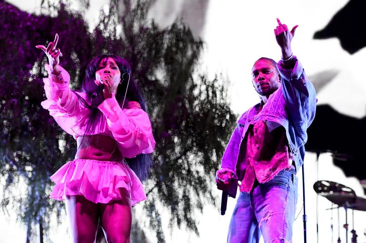 Image result for sza performance coachella 2018