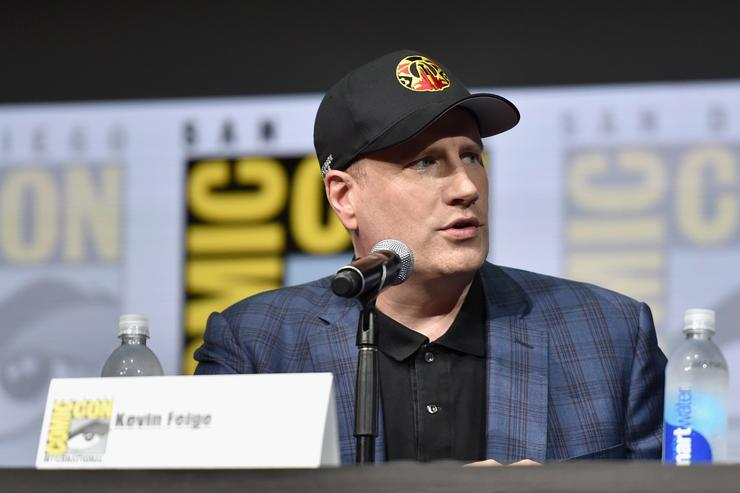 Kevin Feige Sees the Bright Side of James Cameron's 'Avenger Fatigue' Comments