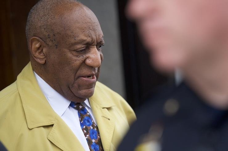 Bill Cosby's lawyer falls asleep in court