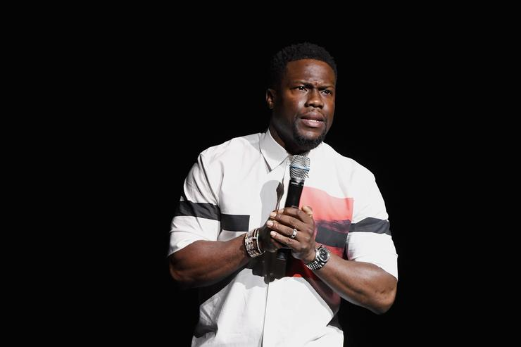 Kevin Hart's Alleged Sex Tape Extortionist Arrested and Charged with Two Felonies