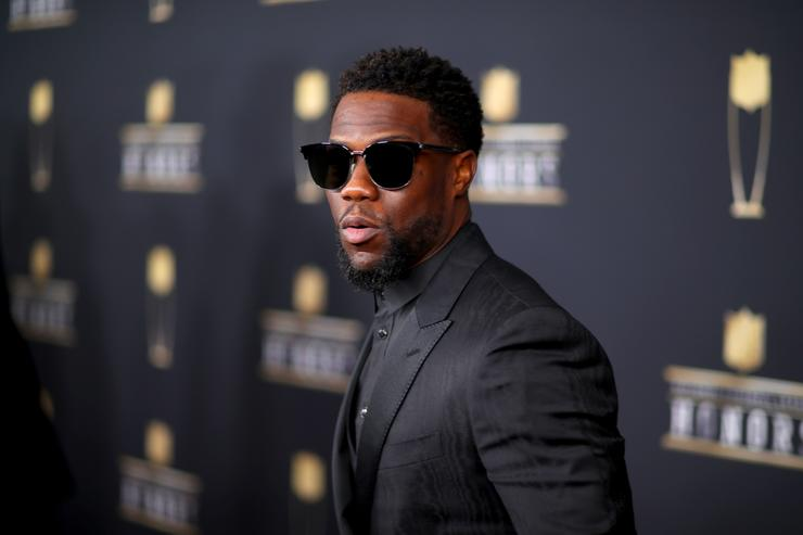 Kevin Hart's Former Friend Charged in Sex Tape Extortion