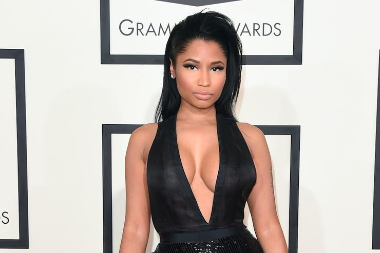 Nicki Minaj Reminds Us She's Still Sort Of A Big Deal