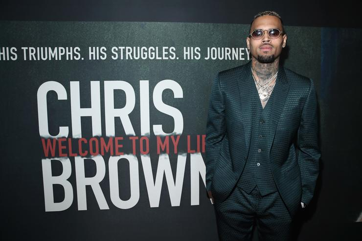 Chris Brown sued by woman claiming 'she was raped at his house'