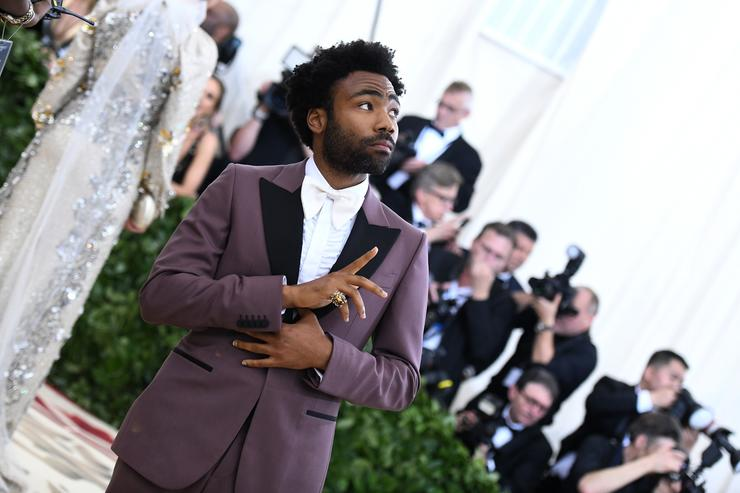 Donald Glover says Stevie Wonder has watched Atlanta