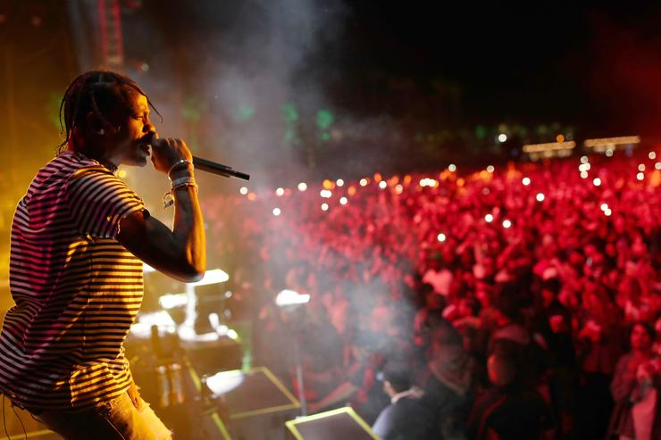 Meek Mill Makes Surprise First Post-Prison Performance