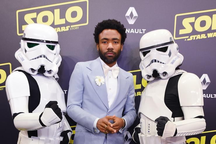 Uh Oh, Things Might Not Be Looking Great for Solo