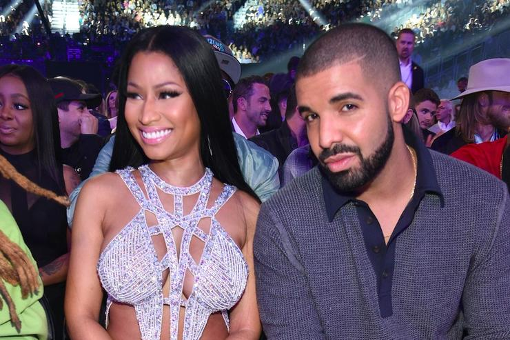 Nicki Minaj Backs Drake In Pusha T Beef