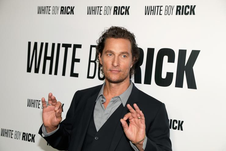 Matthew McConaughey Has Criminal Blood in First Trailer for 'White Boy Rick'