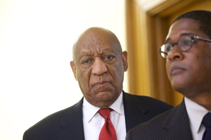 Bill Cosby & Lawyer