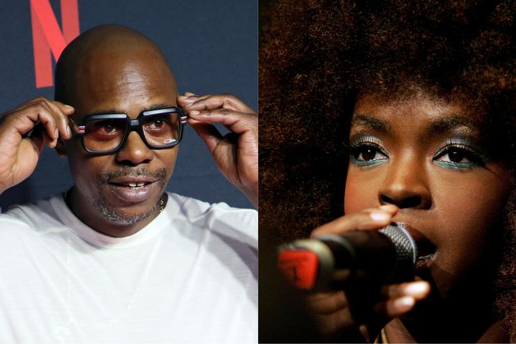 Dave Chappelle & Lauryn Hill