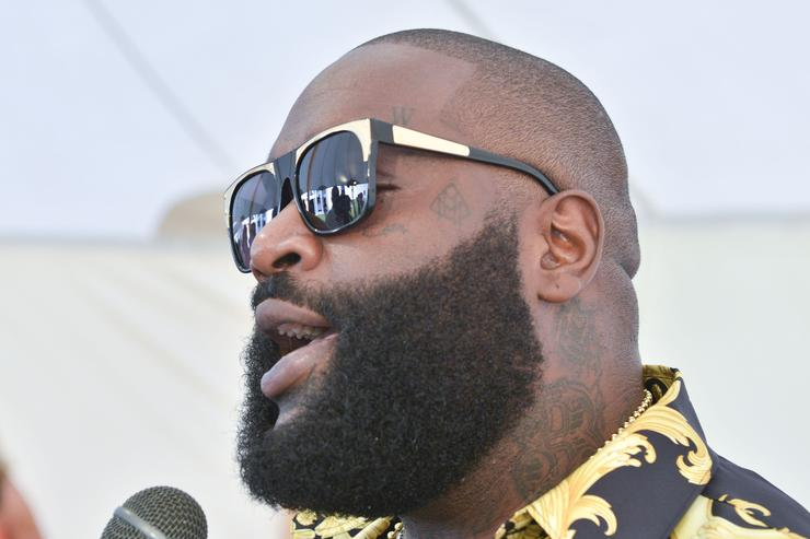 Rick Ross Profile