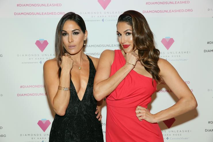 Nikki Bella Has New Doubts Ahead of John Cena Wedding