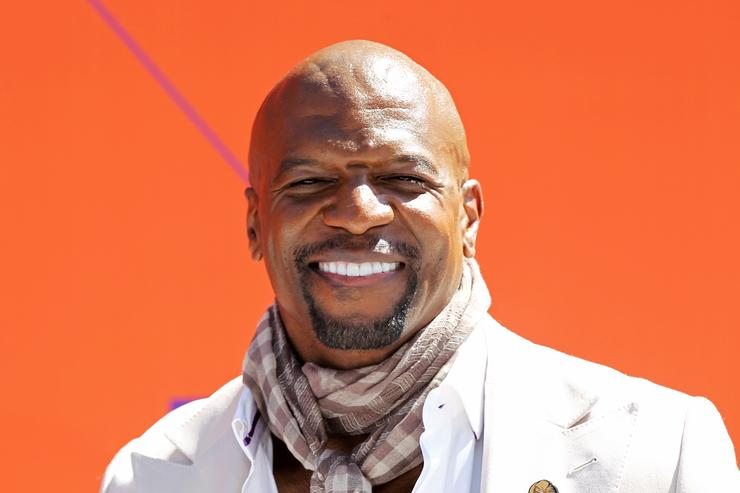 Cent blasted for mocking Terry Crews' sexual assault claim