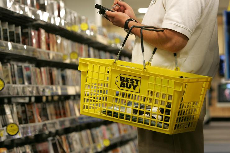Best Buy Stops Selling CDs Nationwide