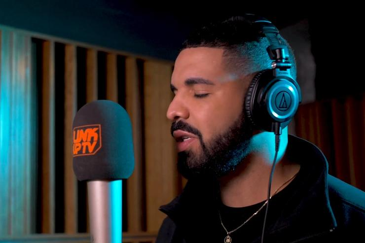 Drake keeps breaking Billboard records, this time one set by the Beatles