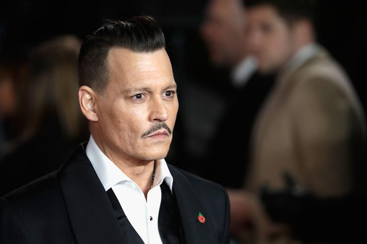 Johnny Depp sued for allegedly attacking crew member on film set