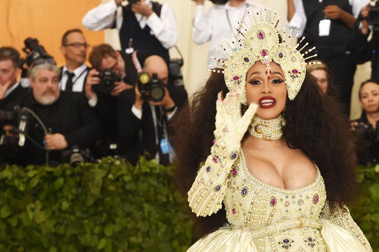 Cardi B Gives Her Reasons for Not Hiring a Nanny Yet