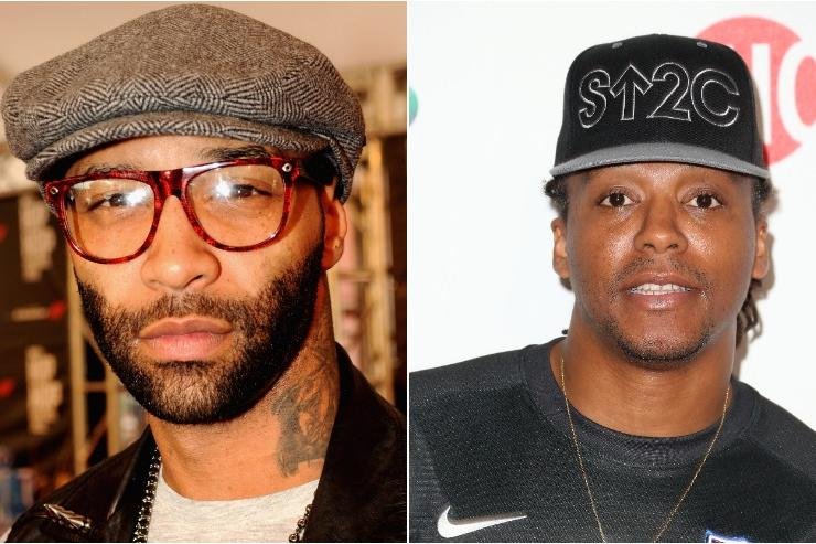 Joe Budden, Lupe Fiasco