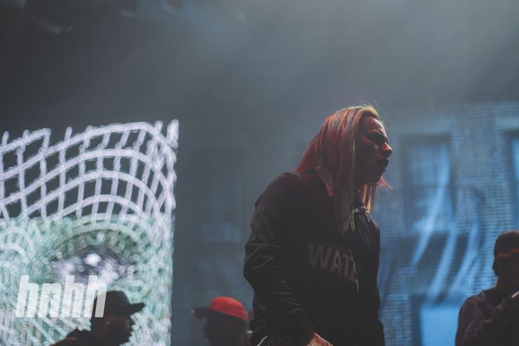 Rapper Tekashi 6ix9ine Hospitalized After Alleged New York Robbery