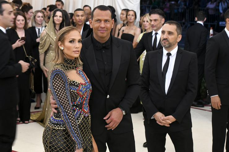 Alex Rodriguez Wishes Jennifer Lopez