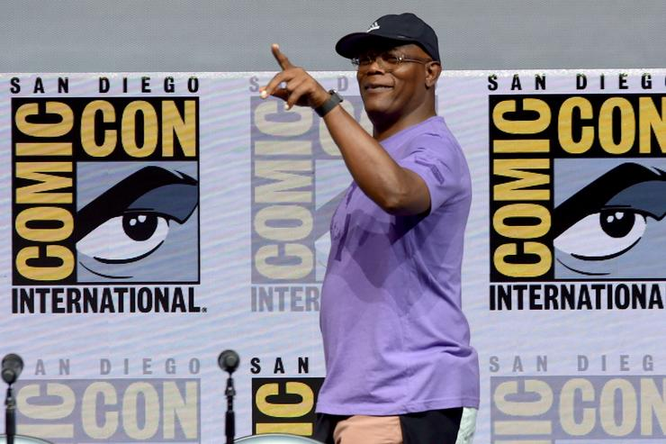 Samuel L. Jackson, Cobie Smulders join 'Spider-Man: Far From Home'
