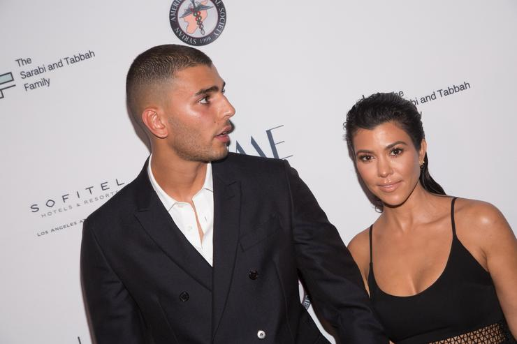Kourtney Kardashian 'dumps Younes Bendjima after he cheated on her'