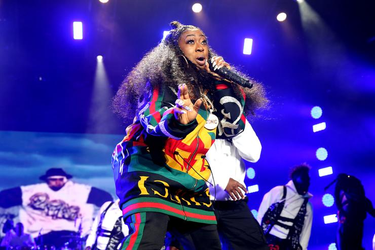 Missy Elliott Impressed With RI Woman's Viral Karaoke Version Of 'Work It'