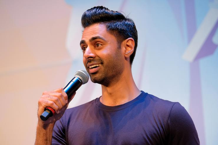 Patriot Act with Hasan Minhaj Coming to Netflix
