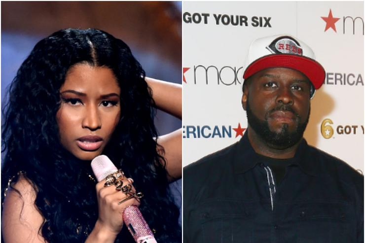 Safaree Samuels accused ex Nicki Minaj of cutting him in assault