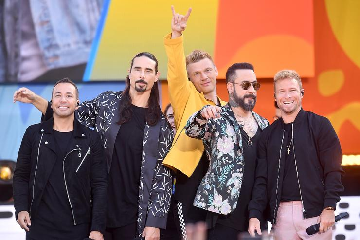 Backstreet Boys cancel concert after storm injures 14 fans waiting outside