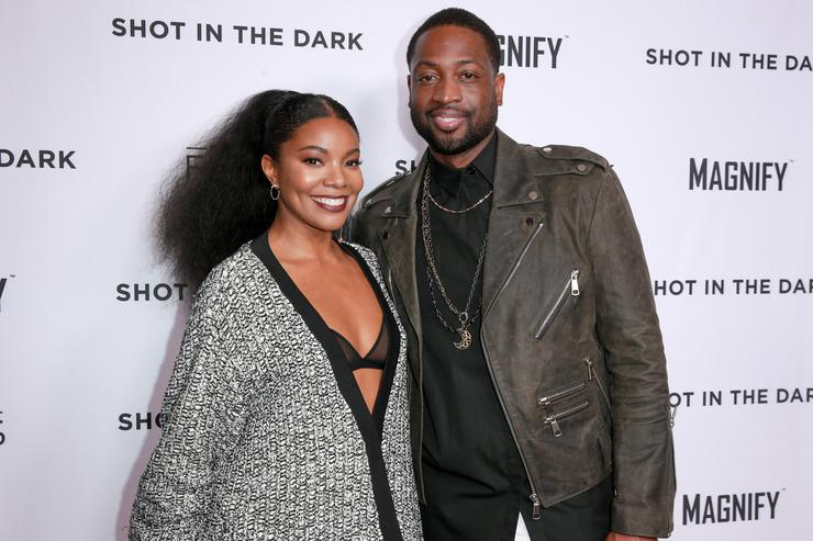 Who is gabrielle union dating dwayne wade
