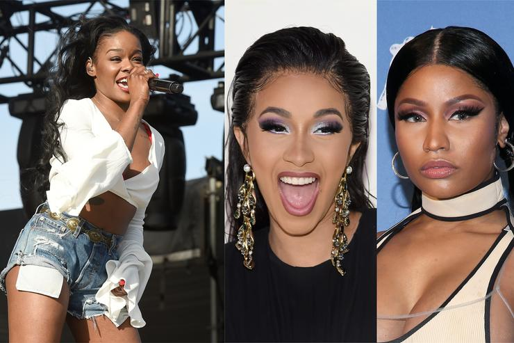 Gasp! Twitter shook over Cardi B and Nicki Minaj's messy fight