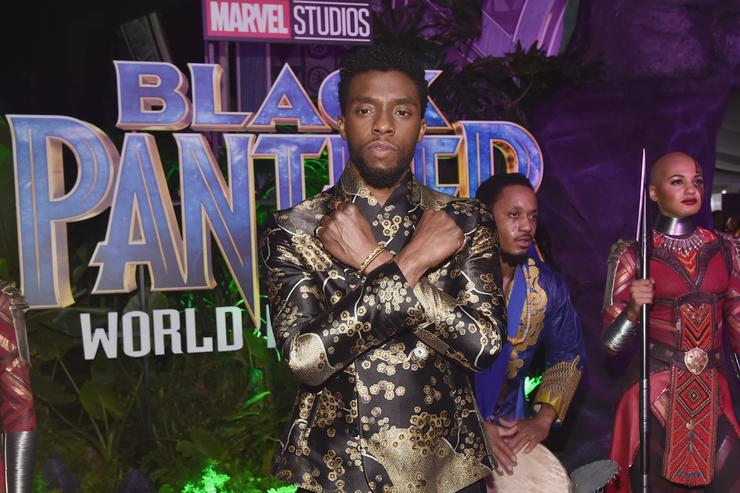 Disney Kicks Off Black Panther Academy Award Campaign