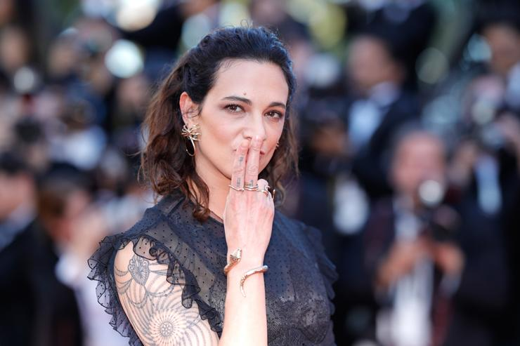 Asia Argento threatens to sue Rose McGowan for her 'horrendous lies'