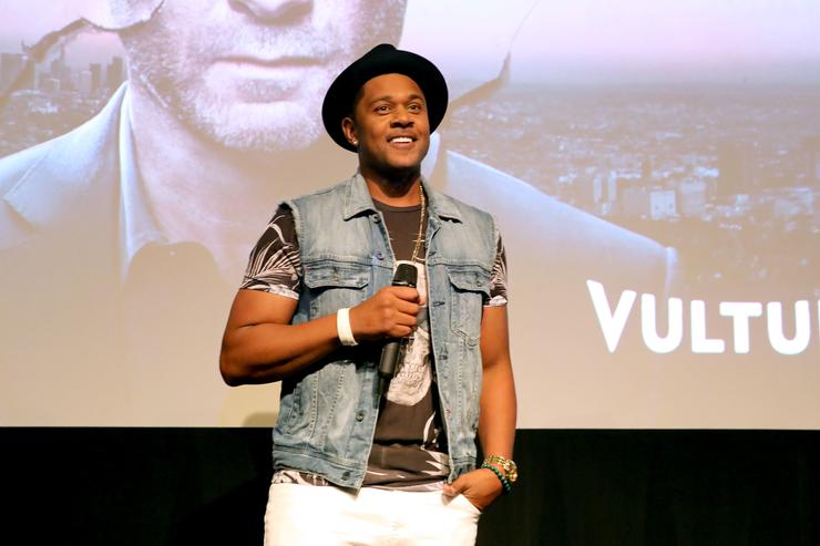 'Ray Donovan' Actor Pooch Hall Arrested For DUI, Child Endangerment