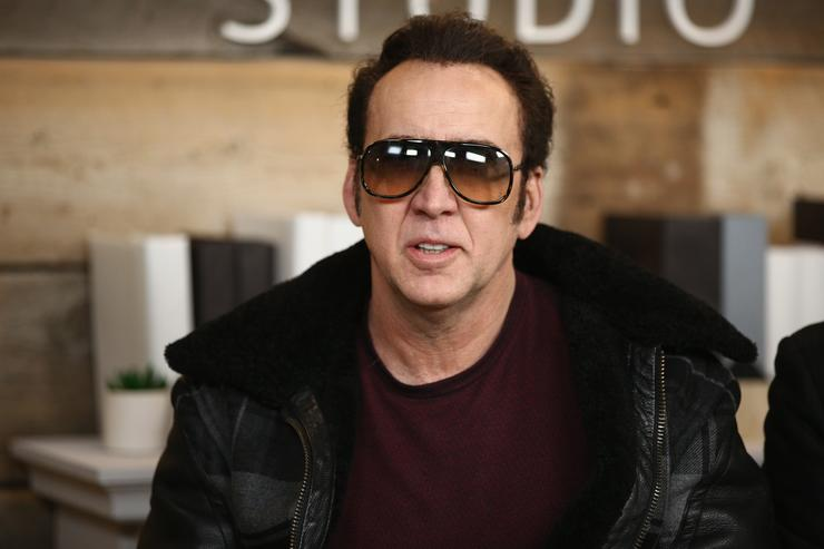 Nicolas Cage accused of abusing ex-girlfriend during film festival in Vienna