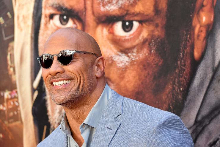 Dwayne Johnson Joins Netflix For Upcoming Folk Tale