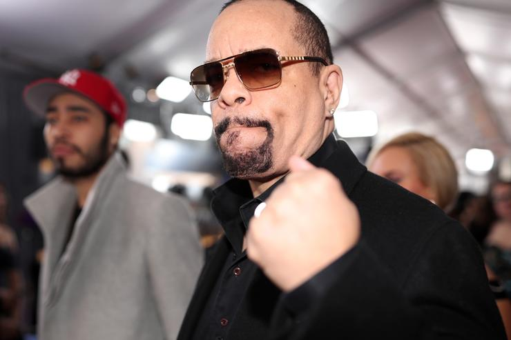 """Ice-T Blasts Kanye West: """"Why The F*ck You Meeting With A Rat?"""""""