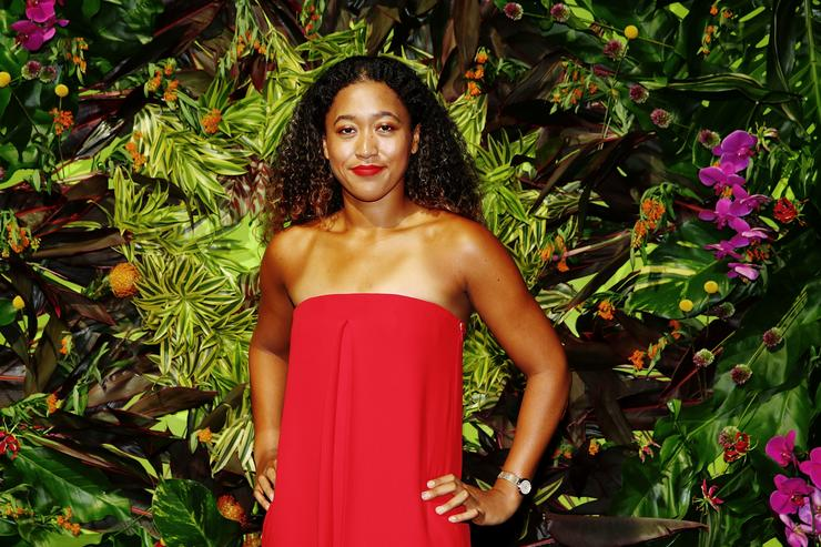 Ellen DeGeneres fueled Naomi Osaka's crush on Michael B