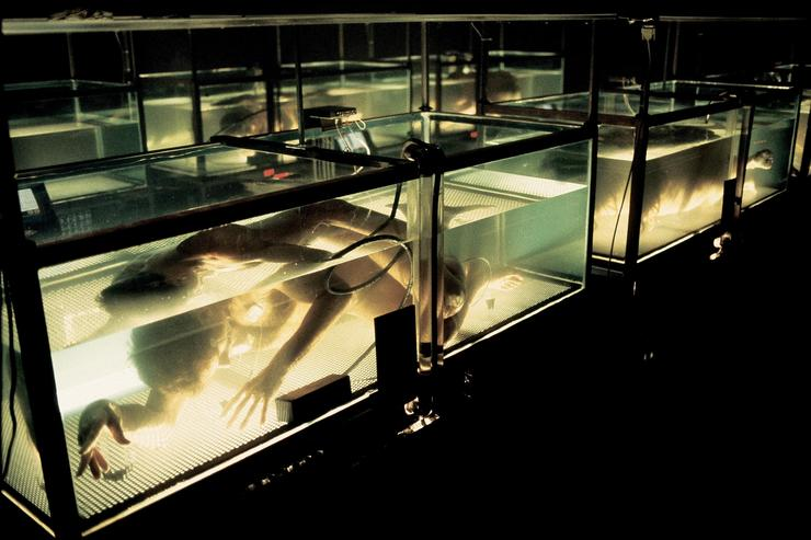 "Cloning Tanks From ""X Files"" :D"