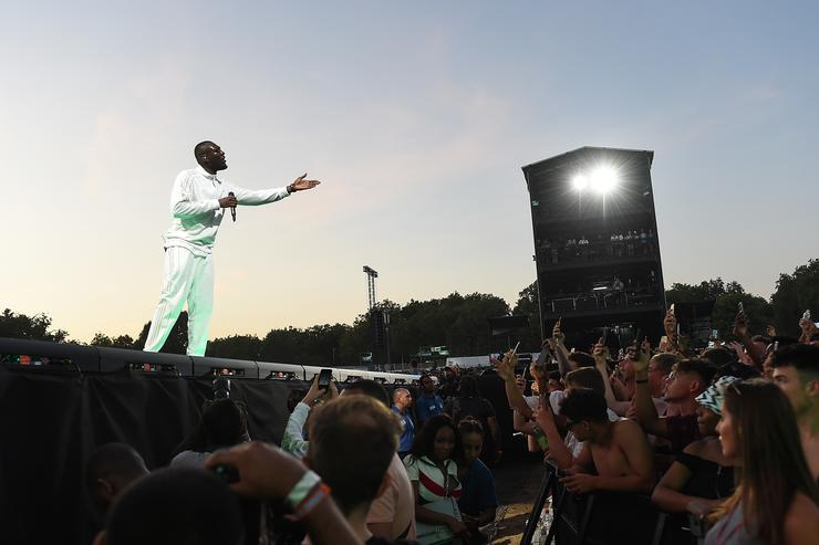 Artists at Wireless Festival told not to swear or wear